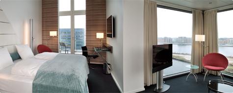 Copenhagen Island Hotel Suite