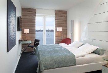 Copenhagen Island Hotel Bedroom