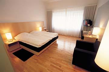 DGI-Byens Hotel bedroom