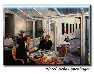 City Hotel Nebo Restaurant