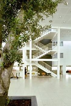 Hotel Skt Petri lobby